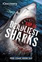Deadliest Shark FCBD 2011