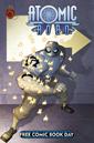 Atomic Robo FCBD 2011