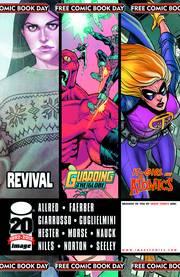 Image Comics FCBD 2012