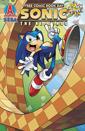 Sonic FCBD 2011