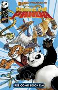 Kung Fu Panda FCBD 2011