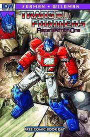 Transformers FCBD 2012