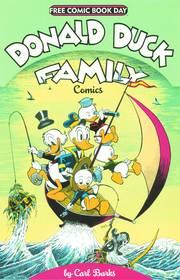 Donald Duck FCBD 2012