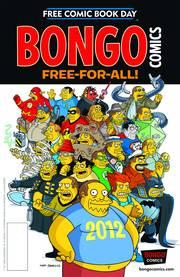 Bongo FCBD 2012