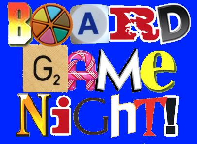 Board Game Night Logo Board Game Night Logo