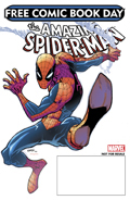 Spider-Man FCBD 2011