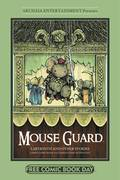 Mouseguard HC FCBD 2012