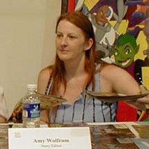 Amy Wolfram