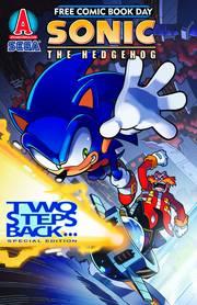Sonic FCBD 2012