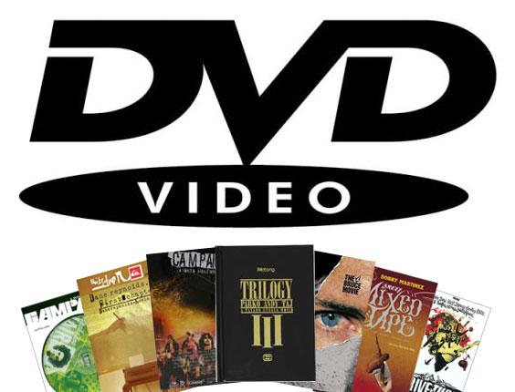 DVD Stroe