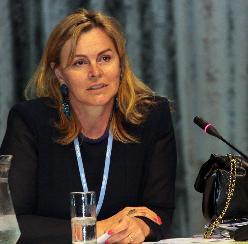 Jane Hupe ICAO