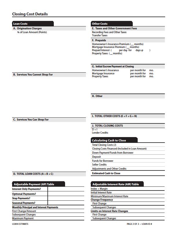 Fha mortgage loan application form - Online loans bad credit ...