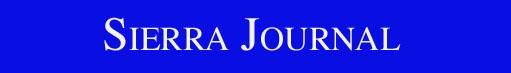 sierra journal text