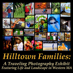 Hilltown Families: Traveling Photography Exhibit