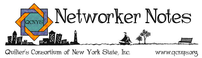 Networker Notes Header
