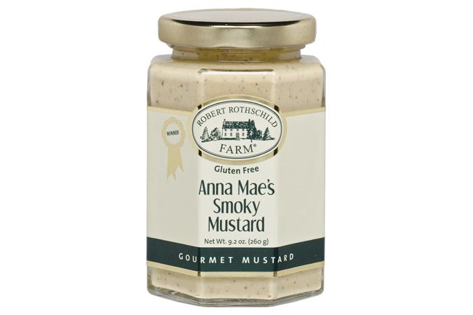 Anna Mae's Smoky Mustard
