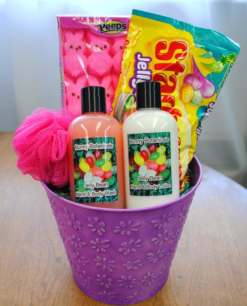 Chic Easter Bucket - Jelly Bean
