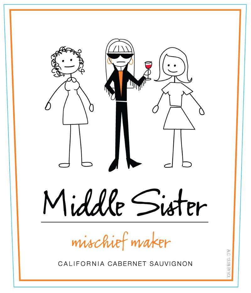 Middle Sister Mischief