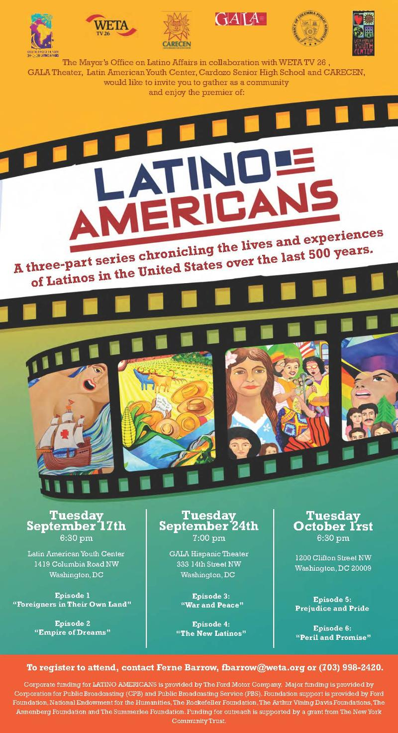 (OLA) September Newsletter from the Mayor's Office On Latino Affairs