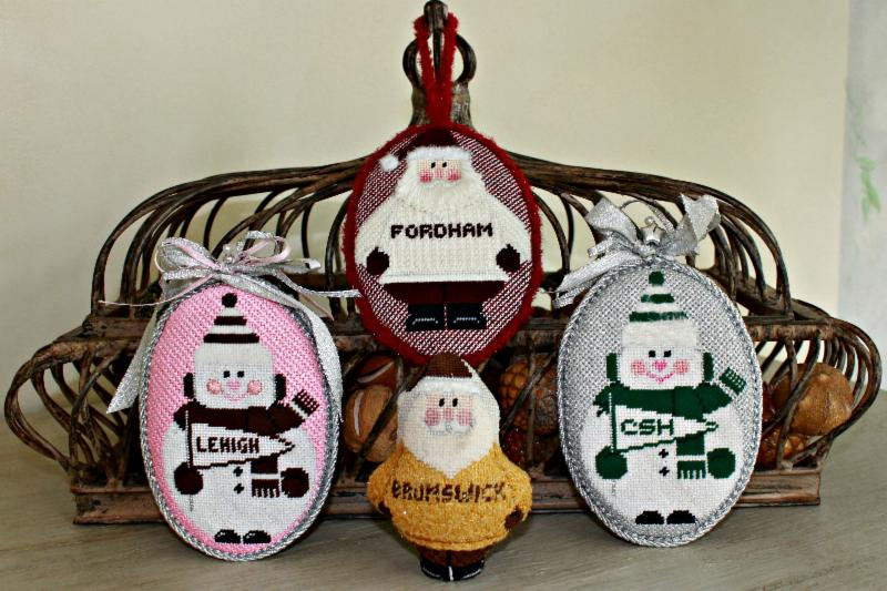 Personalized School Decoratons (4 figures)