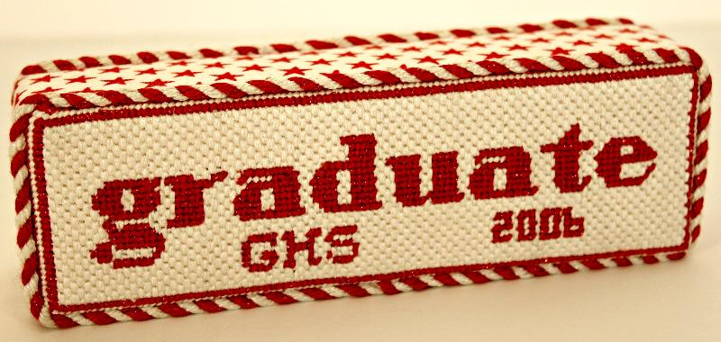 GHS Graduate Mini-Brick