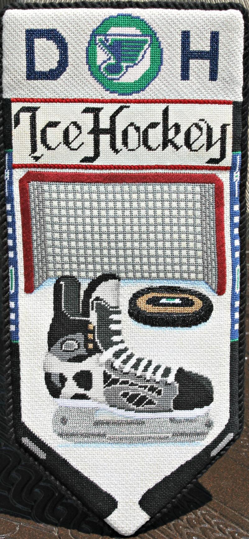 Drew's Hockey Banner