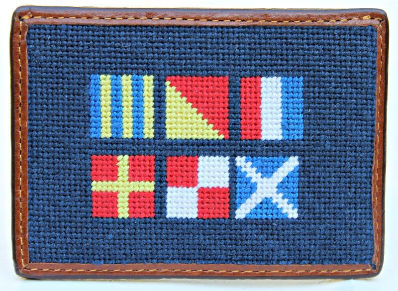 Nautical Card Holder