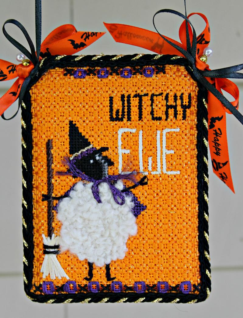 Halloween Hanging Witch