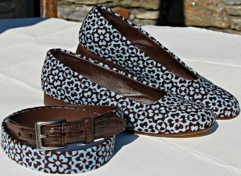 Clara Wells Shoes & Belt - Full Shot