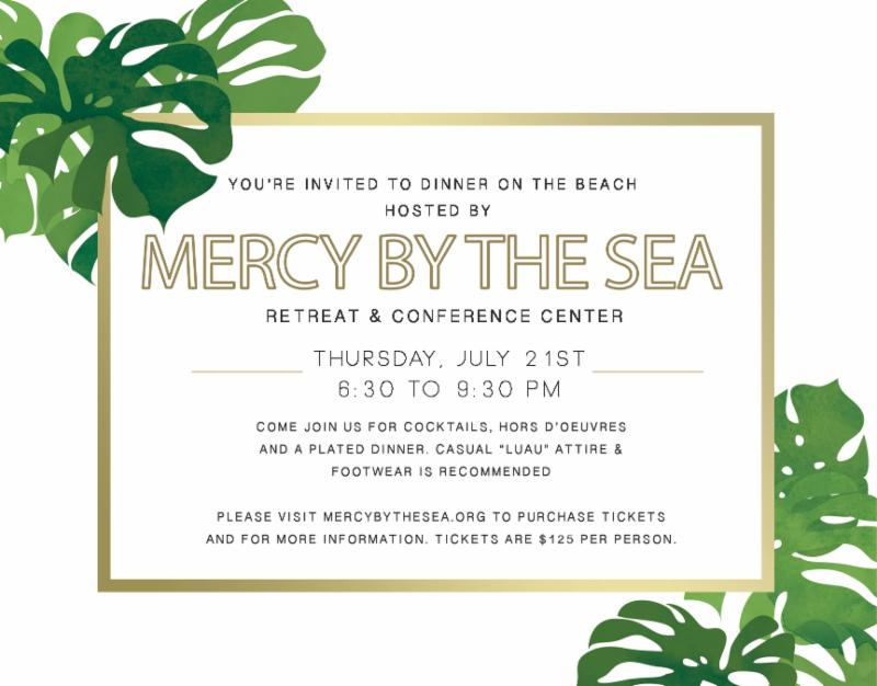 Dinner On The Beach Hosted by Mercy By The Sea @ Mercy by the Sea | Madison | Connecticut | United States