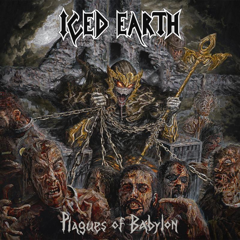 Century Media Records - Iced Earth: : premiere