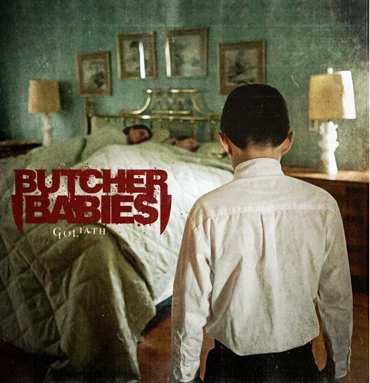 Butcher Babies cover