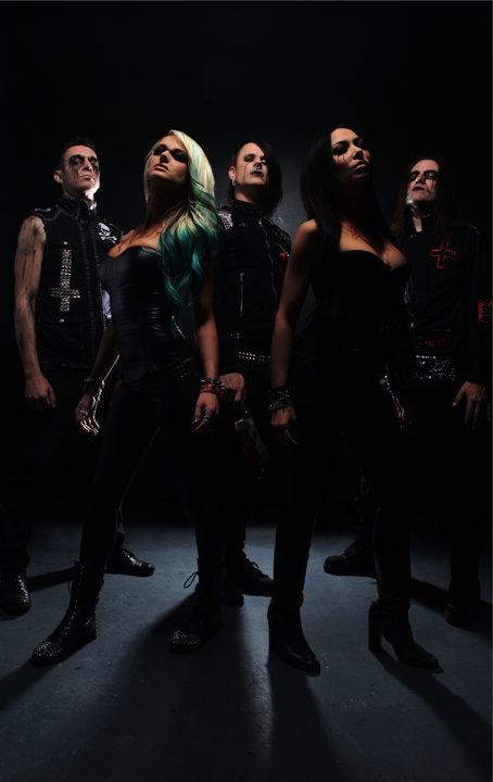 Butcher Babies pic2