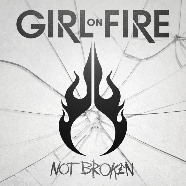 Girl On Fire - cover