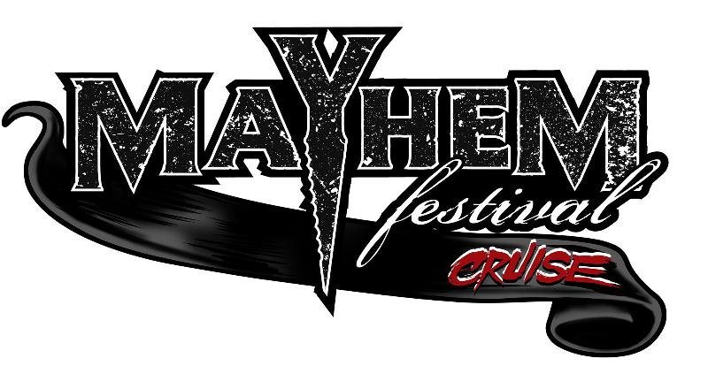 Mayhem Cruise Logo