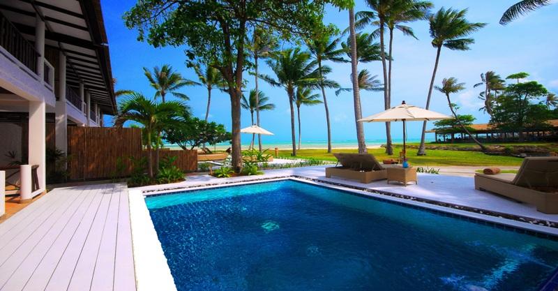 2 bedroom pool