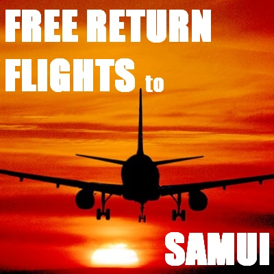 FREE FLIGHTS TO SAMUI