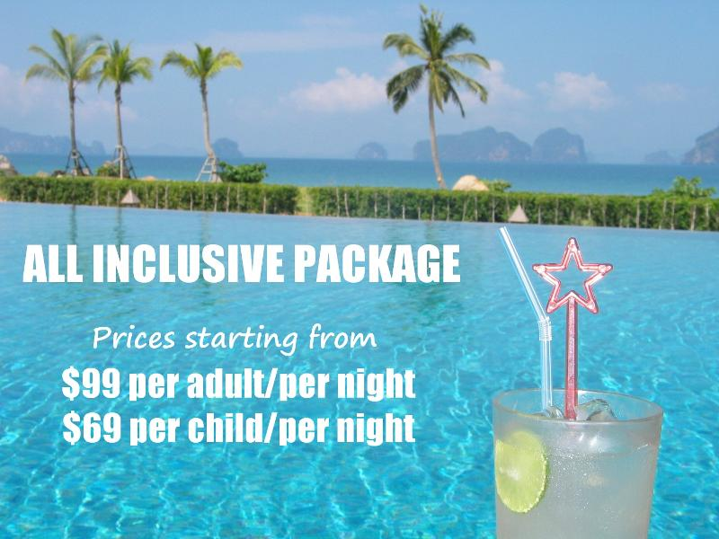 ALL INCLUSIVE APRIL PROMO