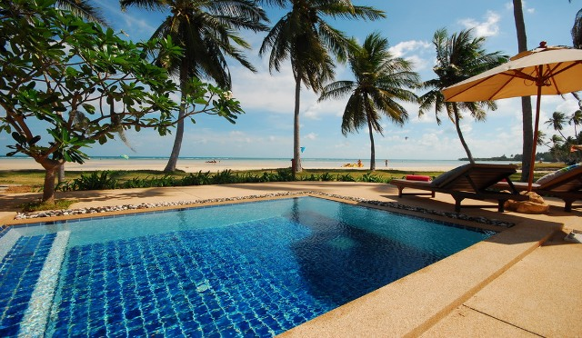 Baan Talay Luxury Beachfront Villa, Koh Samui