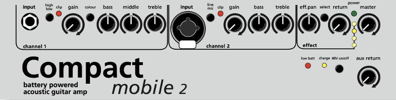 controls for an AER amplifier