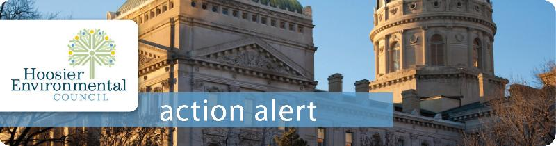 Statehouse action alert
