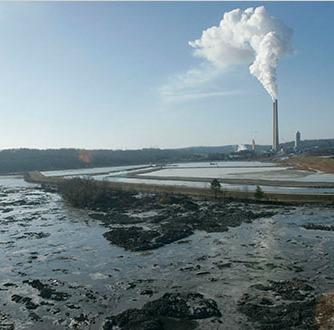 coal ash/power plant
