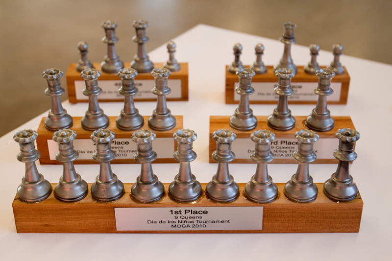 Tournament Trophy Image