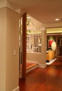 Showhouse bamboo floors