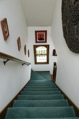 Susanka stairway after