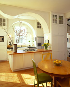 David Amory remodeled kitchen