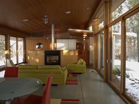 Eric Odor, SALA Architects / Photo by Doug Smith