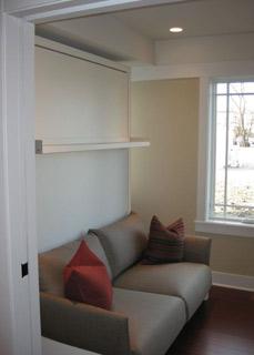 Away Room Murphy bed
