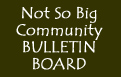 NSBH Community Bulletin Board