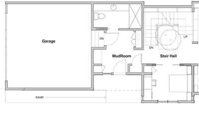 Away Room alternate plans